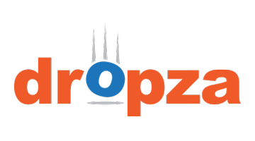 Logo for Dropza.com