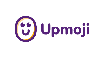 Logo for Upmoji.com