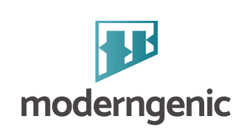 Logo for Moderngenic.com