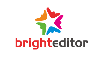 Logo for Brighteditor.com
