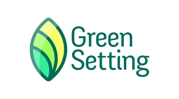 Logo for Greensetting.com