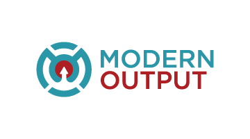 Logo for Modernoutput.com