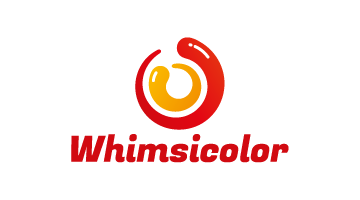 Logo for Whimsicolor.com
