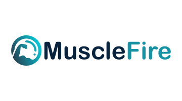 Logo for Musclefire.com
