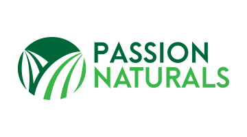 Logo for Passionnaturals.com