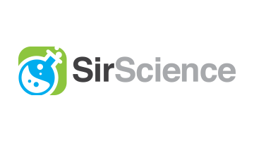 Logo for Sirscience.com