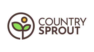 Logo for Countrysprout.com