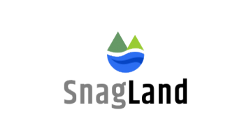 Logo for Snagland.com