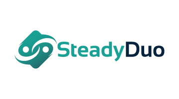 Logo for Steadyduo.com