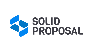 Logo for Solidproposal.com