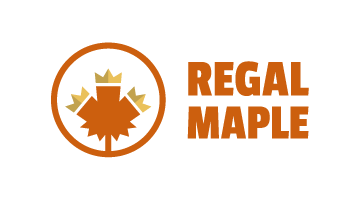 Logo for Regalmaple.com