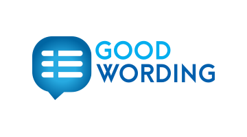 Logo for Goodwording.com