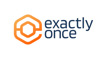 Logo for Exactlyonce.com