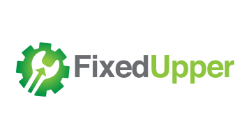 Logo for Fixedupper.com