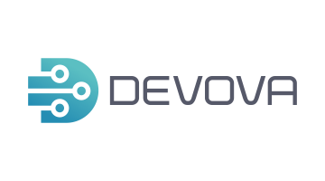Logo for Devova.com