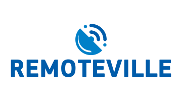 Logo for Remoteville.com