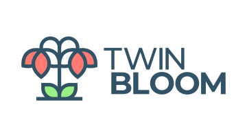 Logo for Twinbloom.com