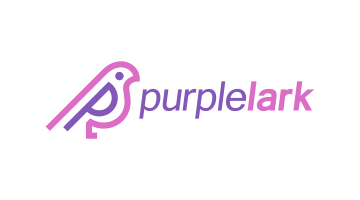 Logo for Purplelark.com