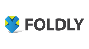 Logo for Foldly.com