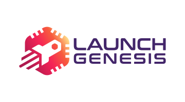 Logo for Launchgenesis.com