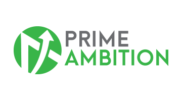 Logo for Primeambition.com
