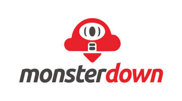 Logo for Monsterdown.com