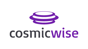 Logo for Cosmicwise.com