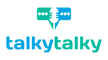 Logo for Talkytalky.com