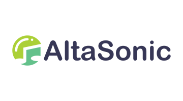 Logo for Altasonic.com