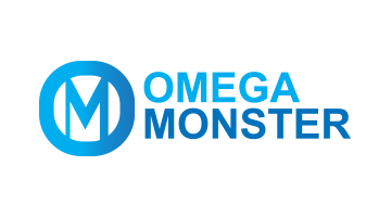 Logo for Omegamonster.com