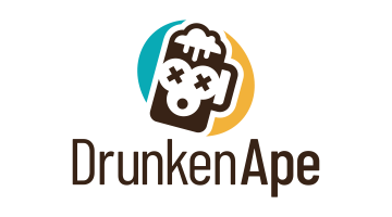 Logo for Drunkenape.com