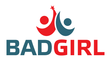 Logo for Badgirl.com