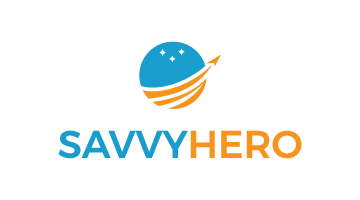 Logo for Savvyhero.com