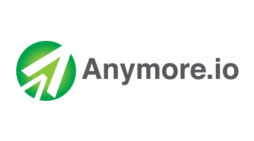 Logo for Anymore.io