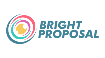 Logo for Brightproposal.com