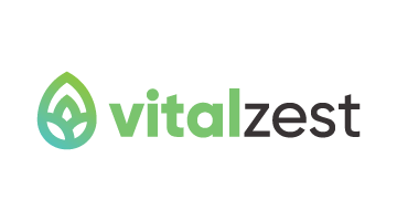 Logo for Vitalzest.com