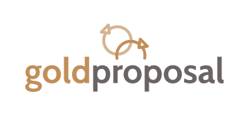 Logo for Goldproposal.com