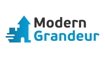 Logo for Moderngrandeur.com