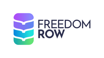 Logo for Freedomrow.com