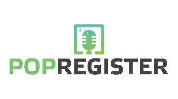 Logo for Popregister.com
