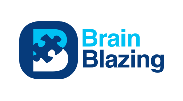 Logo for Brainblazing.com