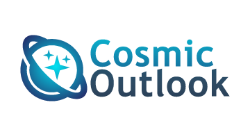 Logo for Cosmicoutlook.com