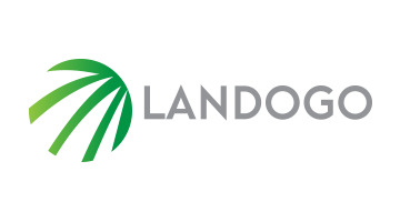 Logo for Landogo.com