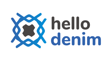 Logo for Hellodenim.com