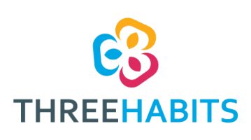 Logo for Threehabits.com