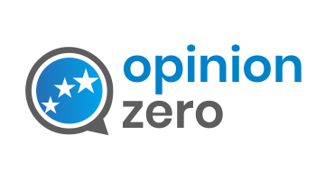 Logo for Opinionzero.com