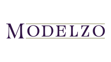 Logo for Modelzo.com