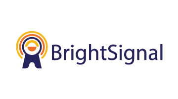 Logo for Brightsignal.com