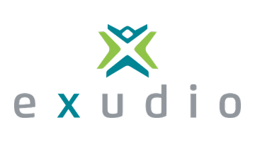Logo for Exudio.com
