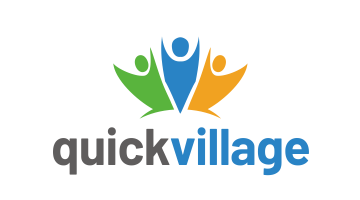 Logo for Quickvillage.com